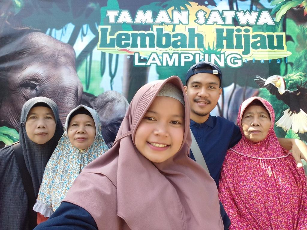 Menikmati Keseruan Wisata Alam Lembah Hijau Lampung
