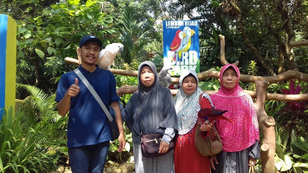 Bird Park Lembah Hijau Lampung