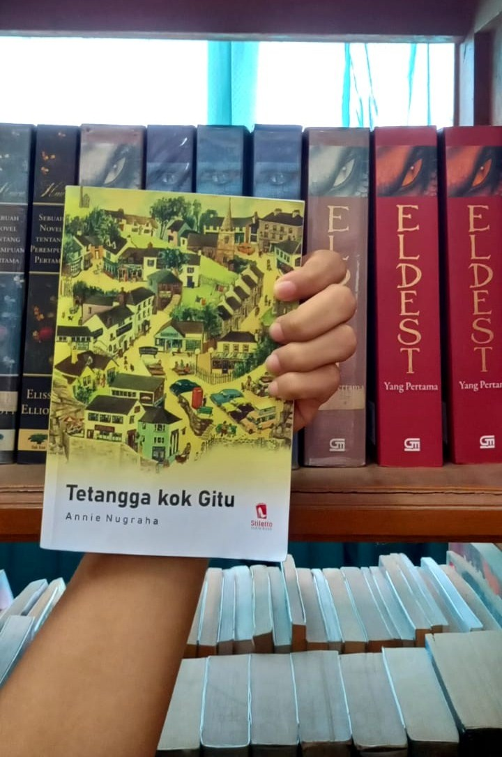 [BOOK REVIEW]- Tetangga Kok Gitu Karya Annie Nugraha